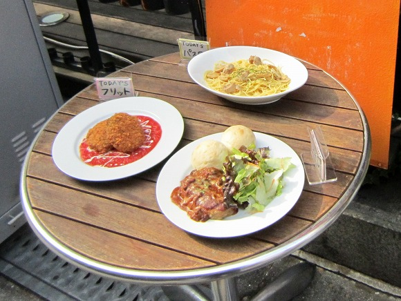 kitchen&bar SPIRAL / 本町のやさしいイタリアン_e0209787_10142357.jpg