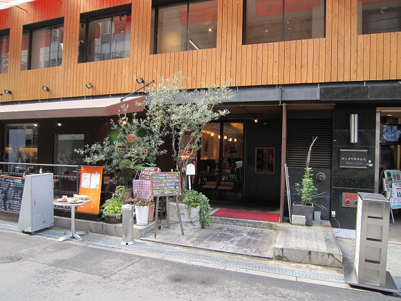 kitchen&bar SPIRAL / 本町のやさしいイタリアン_e0209787_955785.jpg