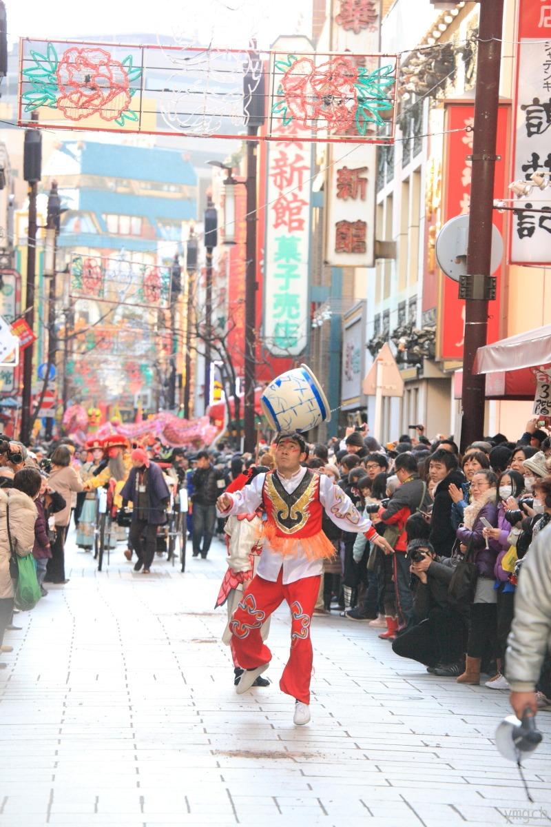 祝舞遊行 「中華街大通り」篇_f0157812_20505462.jpg