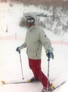 シェフはスキー教官?_e0210422_192293.jpg
