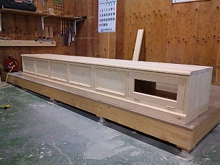 TVボード製作完成_f0051350_1925985.jpg
