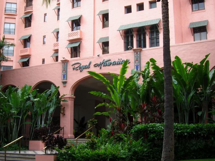 2011冬旅☆ハワイ ~3日目 ロイヤルハワイアンホテル~_e0232054_18374591.jpg
