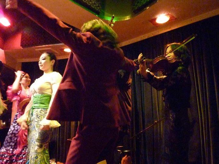 Sabado Flamenco@赤坂ノーベンバーイレブンス_b0131865_4501482.jpg