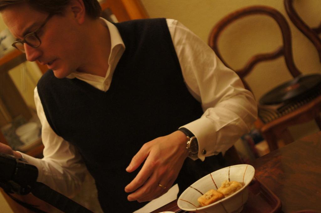 クリスチャンとの晩餐@拙宅Vol.2_c0180686_833171.jpg