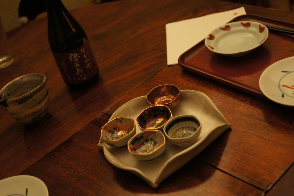 クリスチャンとの晩餐@拙宅Vol.2_c0180686_8432085.jpg