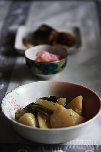 地味な味 麹漬け_f0007106_23421259.jpg