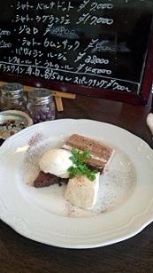 神戸 甲南山手のフレンチ料理 ル・セルクルさんで・・・_a0254125_23345067.jpg