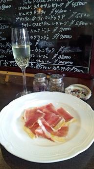 神戸 甲南山手のフレンチ料理 ル・セルクルさんで・・・_a0254125_2374912.jpg