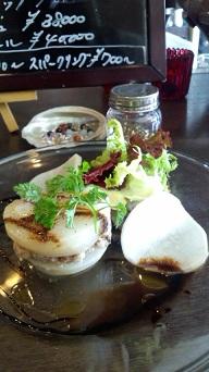 神戸 甲南山手のフレンチ料理 ル・セルクルさんで・・・_a0254125_237948.jpg