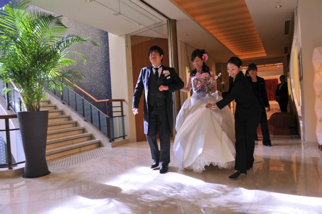 新郎新婦様からのメール コスモス ペニンシュラ東京さまへ_a0042928_14444214.jpg