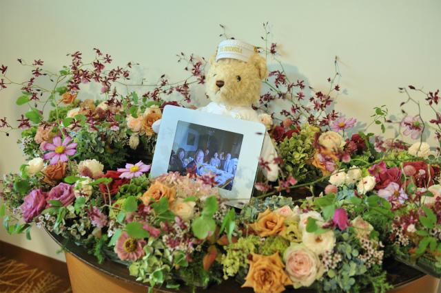 新郎新婦様からのメール コスモス ペニンシュラ東京さまへ_a0042928_144528100.jpg