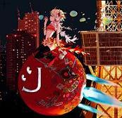 『J-アニソン神曲祭り』CDジャケットイラスト 6人の女の子DJの名前大募集_e0025035_1901279.jpg