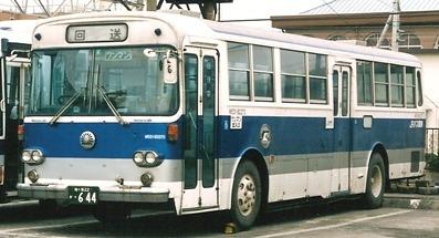 ジェイアールバス関東 いすゞCJM +日野車体 2題_e0030537_15233673.jpg