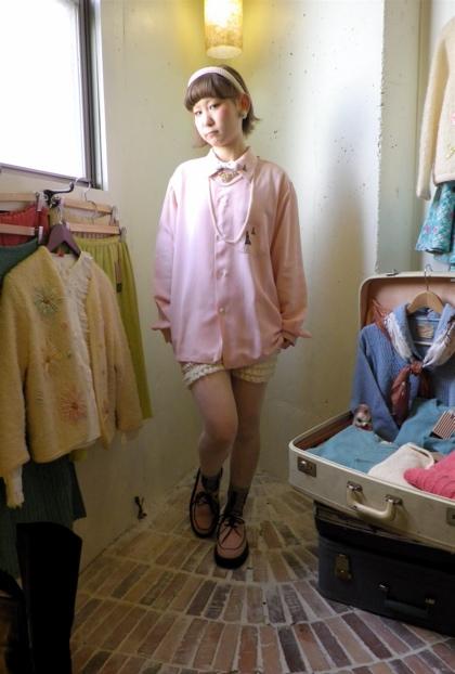 ♡♡♡Enjoy pastel color ♡♥♡_e0148852_1326565.jpg