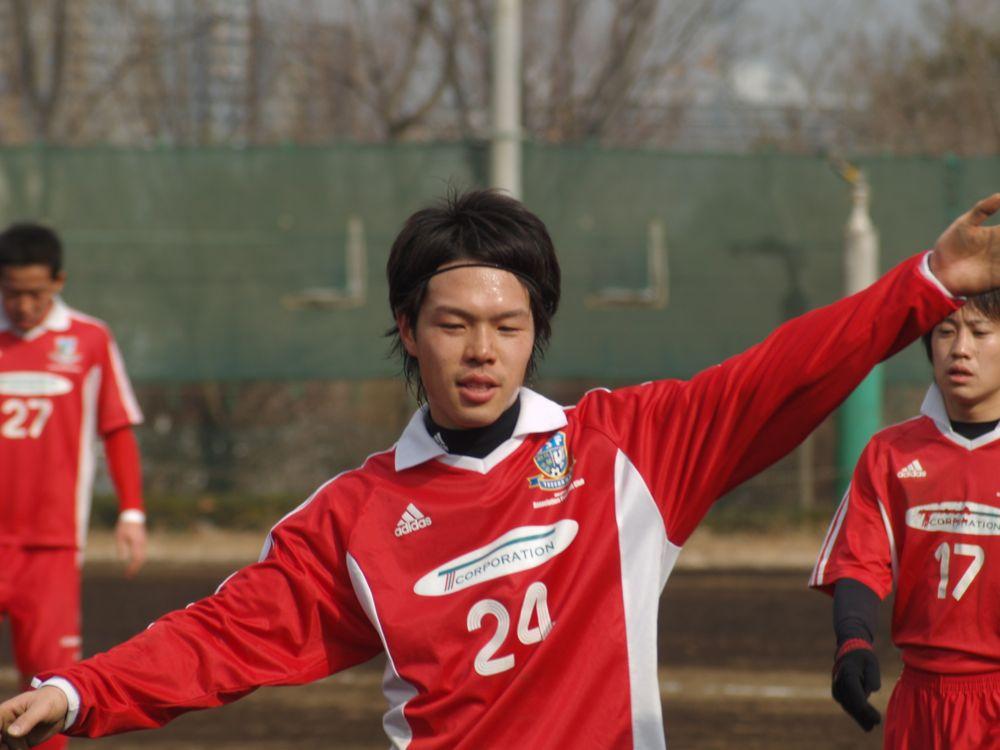 練習試合vs日本大学_a0109270_2210524.jpg