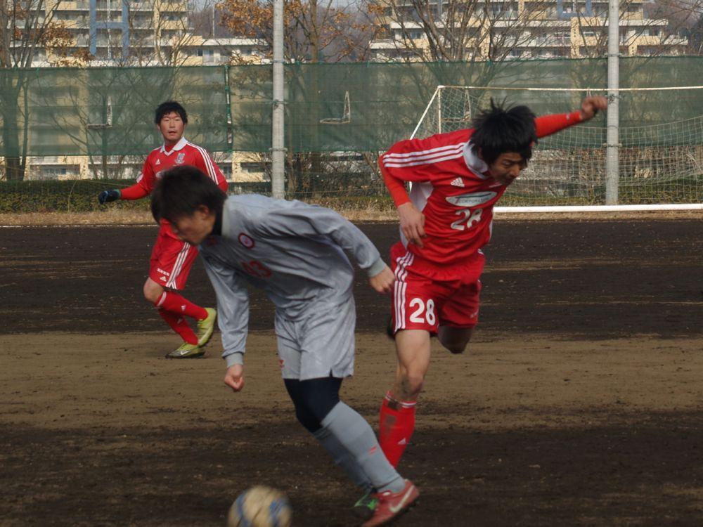 練習試合vs日本大学_a0109270_22112657.jpg