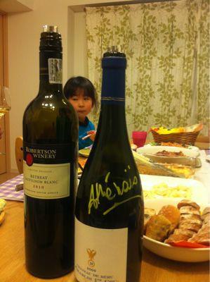 ワインパーティー♪_a0132675_17152095.jpg