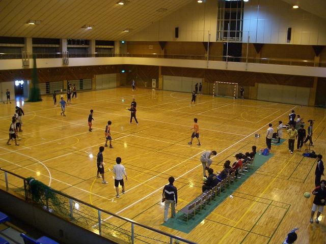 富士高ハンドボール部男子が全国選抜大会に出場!_f0141310_7252414.jpg