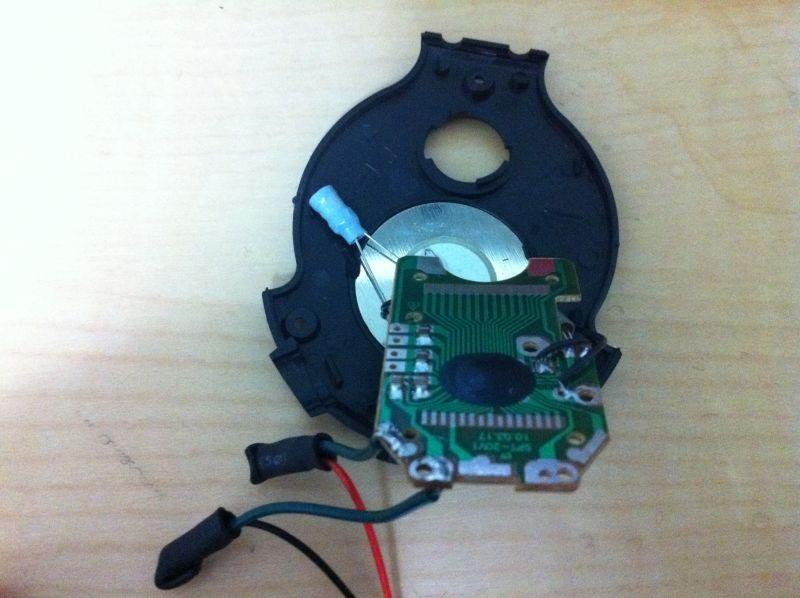 光電管タイム測定器の自作_a0038328_21364887.jpg