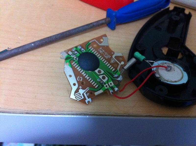 光電管タイム測定器の自作_a0038328_21374720.jpg