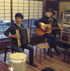 The Deedees(レイカハント&オーエンハント)・稲田伸太郎_e0230141_1273079.jpg
