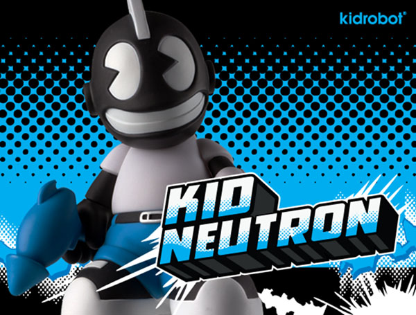 新キッドロボット君、KidRoyale & KidNeutron。_a0077842_8275474.jpg
