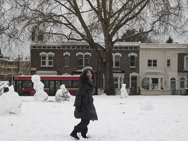 雪が降ったのでFortitudeのビデオロケに行ってきました_c0129545_311158.jpg