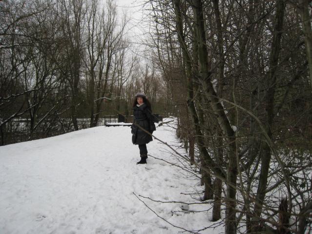 雪が降ったのでFortitudeのビデオロケに行ってきました_c0129545_3122294.jpg