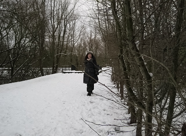 雪が降ったのでFortitudeのビデオロケに行ってきました_c0129545_312666.jpg