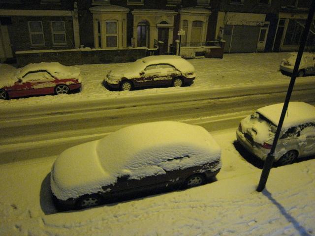 雪が降ったのでFortitudeのビデオロケに行ってきました_c0129545_373840.jpg