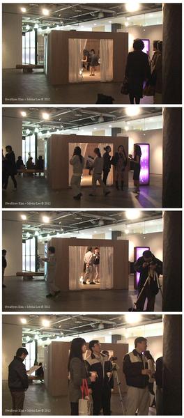 (ミンハ)韓国で2人展をしました。②_e0199378_2217263.jpg