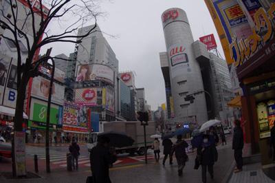 2月6日(月)今日の渋谷109前交差点_b0056983_17435897.jpg