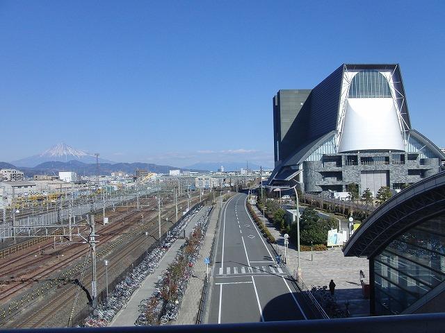 岳鉄に乗ってグランシップ(東静岡)へ_f0141310_7413148.jpg