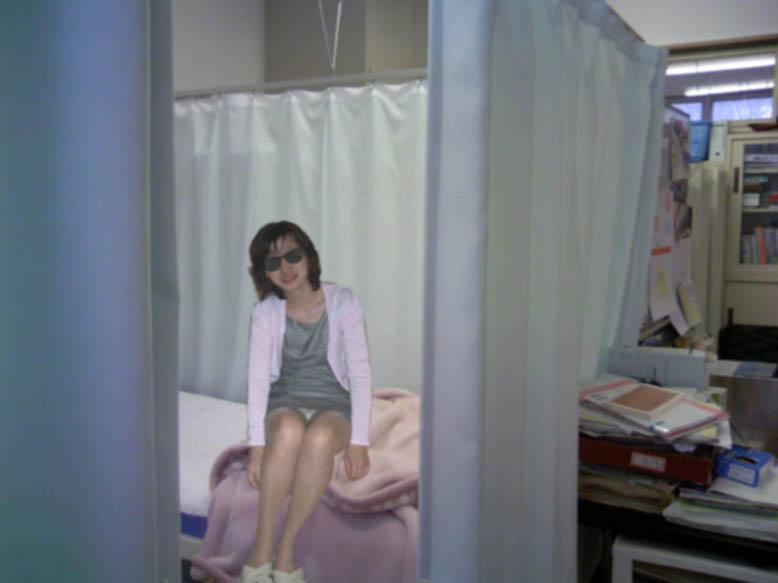 その22 某国立大病院 夜勤看護師シャワー室の風景