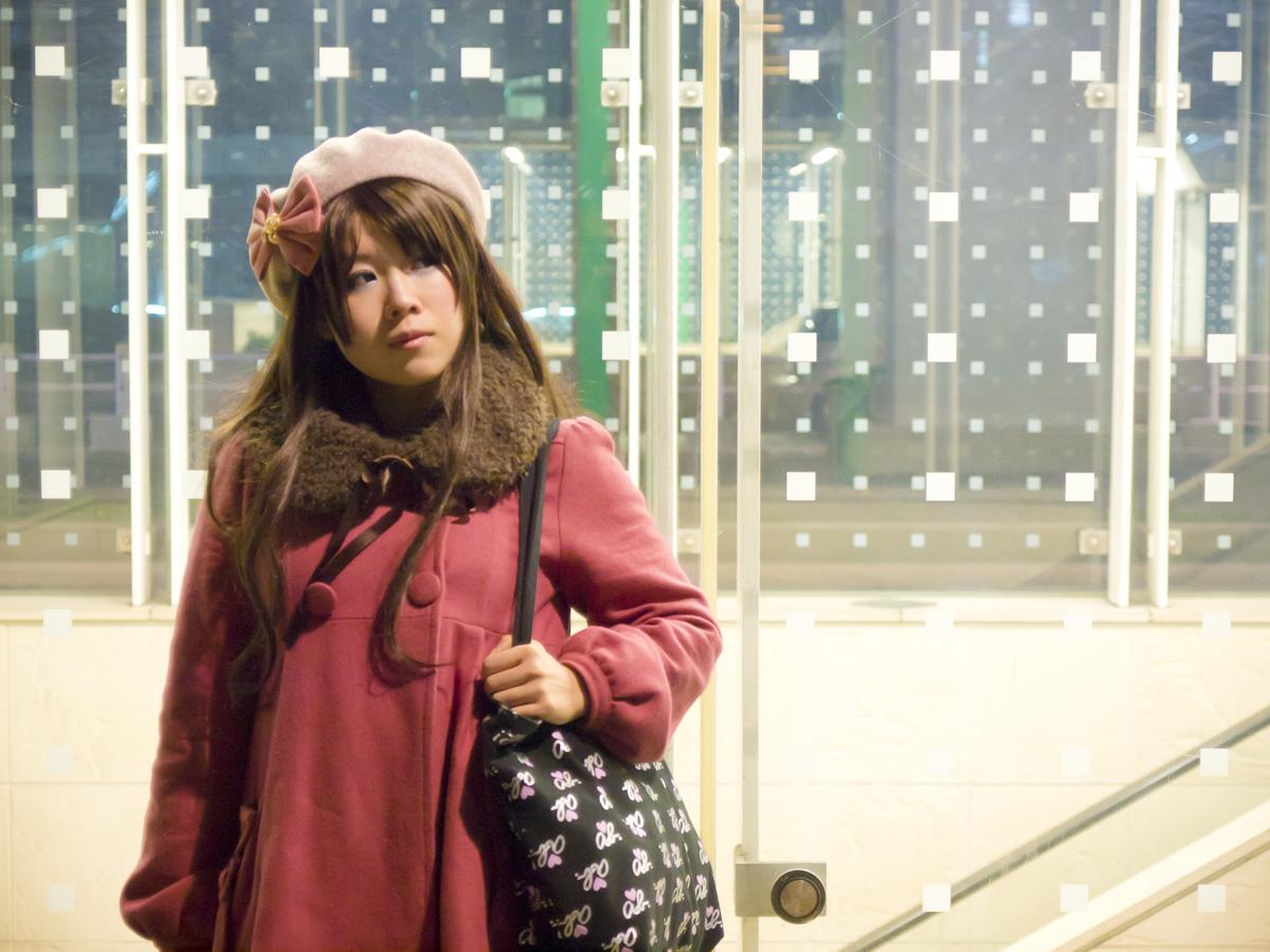 週末は、赤坂ロケと稲毛海岸にいってきました。_e0096928_9415410.jpg