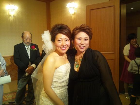 のぞちゃんの結婚式_d0246243_1552521.jpg