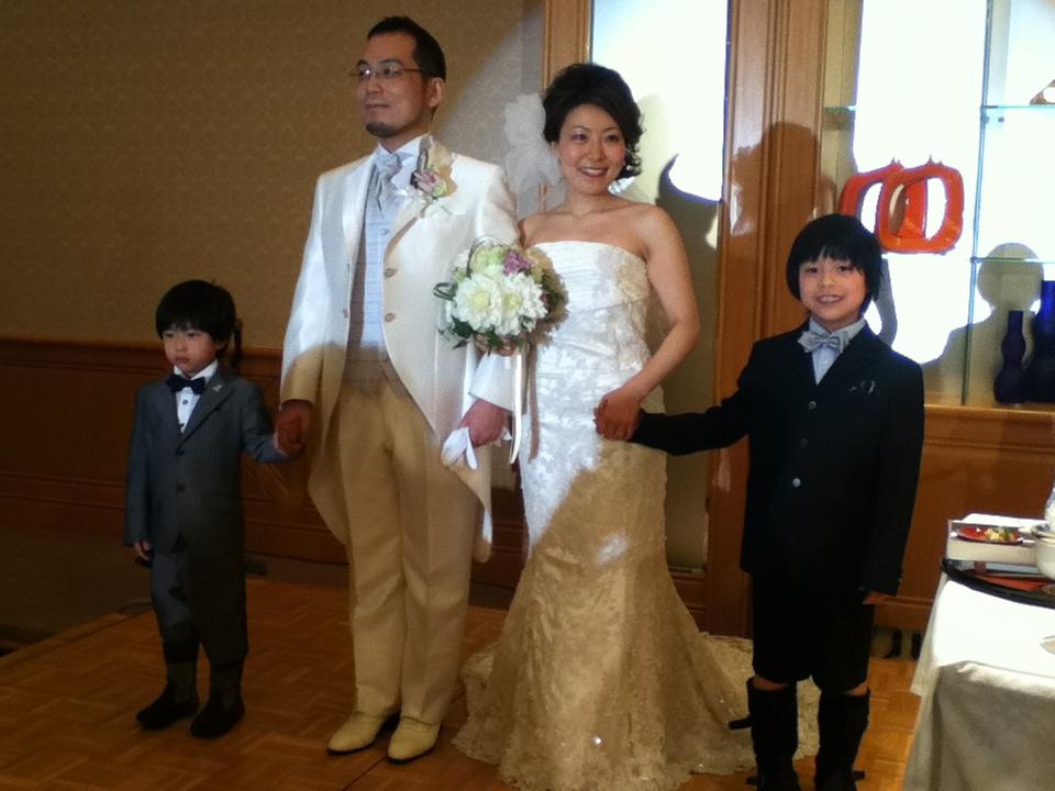 のぞちゃんの結婚式_d0246243_1625221.jpg