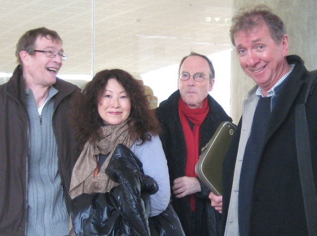 The Artaud Beats (ジェフ・リー、ユミ、クリス・カトラー、ジョン・グリーヴス)日本ツアー日程決定_c0129545_5452630.jpg