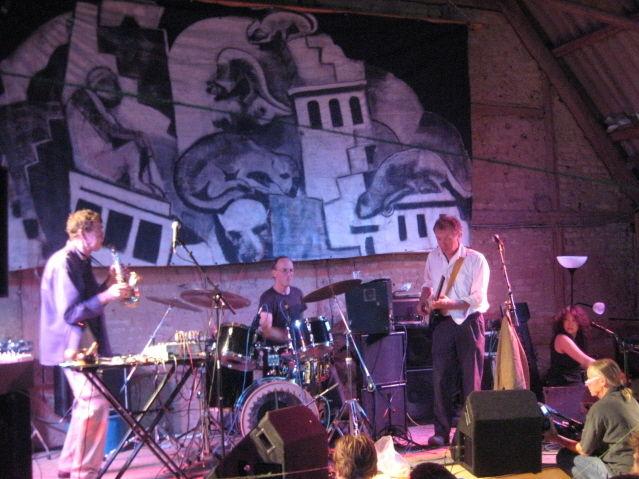 The Artaud Beats (ジェフ・リー、ユミ、クリス・カトラー、ジョン・グリーヴス)日本ツアー日程決定_c0129545_5461639.jpg