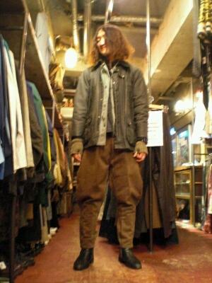 damienne corduroy hunting pants_f0226051_3365176.jpg