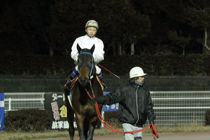 2012年2月4日(土) 高知競馬 10R いの町土佐和紙特別 C1-1選抜馬_a0077663_13594426.jpg
