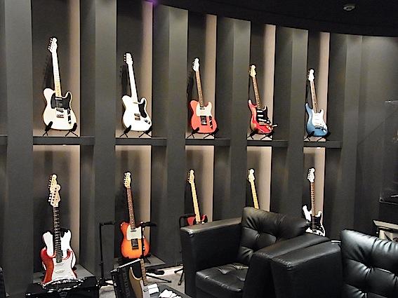 Fender Show case_a0145275_19432380.jpg