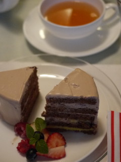 パルケ先生2月 Cake Class   生チョコデコレーションケーキ _e0159185_21132668.jpg