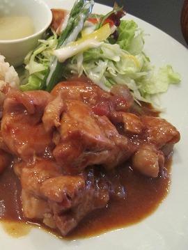 ホンマチTH Cafe Diner / ランチプレート_e0209787_13272381.jpg