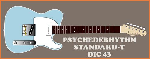 今月中旬に「DIC 43のStandard-T」を4本限定発売します!_e0053731_13211927.jpg