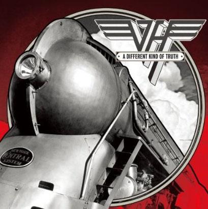 Van Halen 【Different Kind of Truth】_b0249084_14354013.jpg