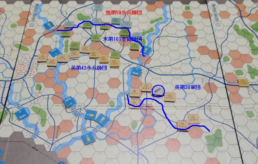 HJ「マーケットガーデン作戦」をソロプレイ②_b0162202_1012840.jpg