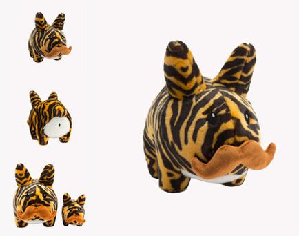 Tiger \'Stache Labbit plush 7-inch by Kozik_e0118156_111679.jpg