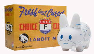 Choice Cuts 10-inch Labbit by Kozik_e0118156_1253976.jpg