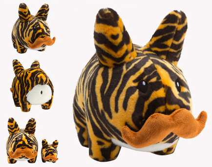 Tiger \'Stache Labbit plush 14-inch by Kozik_e0118156_135330.jpg
